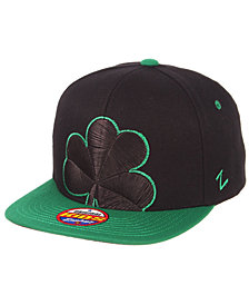 Zephyr Boys' Notre Dame Fighting Irish Halftime Snapback Cap