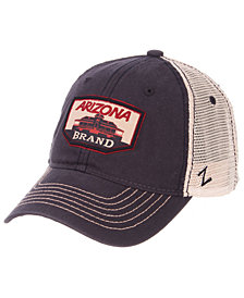 Zephyr Arizona Wildcats Trademark Adjustable Cap