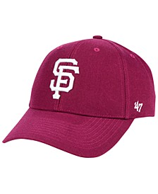 San Francisco Giants Cardinal MVP Cap