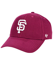 '47 Brand San Francisco Giants Cardinal MVP Cap