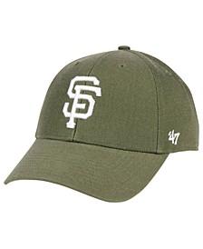 San Francisco Giants Olive MVP Cap