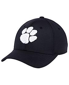 Top of the World Clemson Tigers Phenom Flex Black White Cap