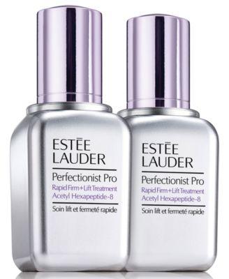 에스티로더 은색병 듀오 퍼펙셔니스트 프로 래피드 펌 + 리프트 트리트먼트 (50ml X 2병) Estee Lauder Perfectionist Pro Rapid Firm + Lift Treatment, 2-Pk
