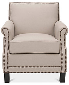 Benson Accent Chair, Quick Ship