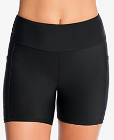 Swim Solutions Swim Shorts, Created for Macy's