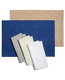 Continental Placemat & Napkin Collection