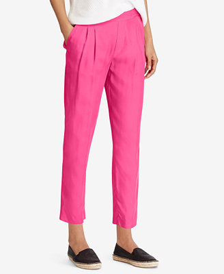 Petite Slim Fit Skinny Pants by Lauren Ralph Lauren