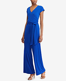 Ralph Lauren Surplice Jumpsuit