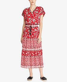 Lauren Ralph Lauren Sateen Cotton Dress