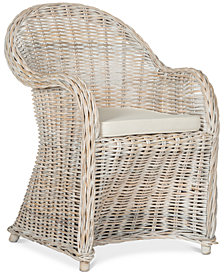 Cargil Club Chair, Quick Ship