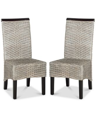 Sladen Dining Chair (Set Of 2), Quick Ship