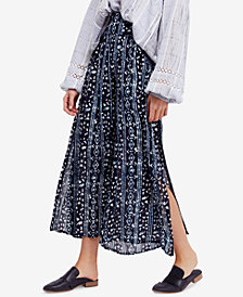 Free People Elena Wide-Leg Soft Pants