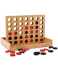 44-Pc. Classic Four-In-A Row Game Set