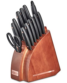 Crux 14-Pc. Cutlery Set