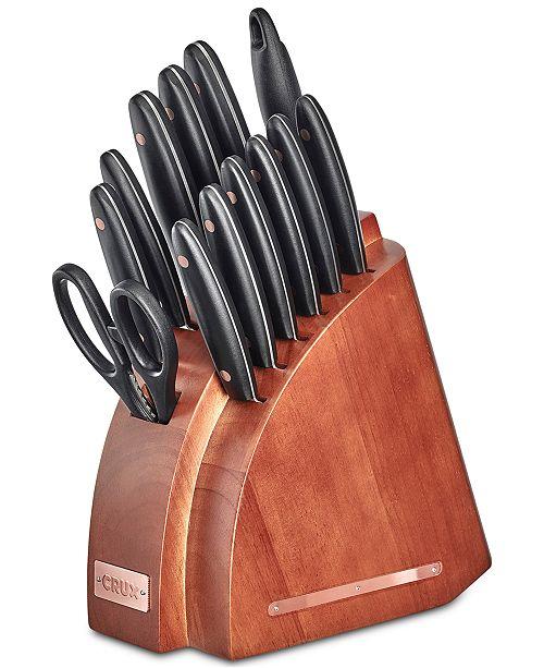 Crux 14-Pc. Cutlery Set