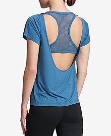 DKNY Sport Mesh Racerback T-Shirt