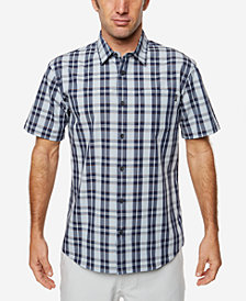 O'Neill Men's Davenport Plaid Pocket Shirt