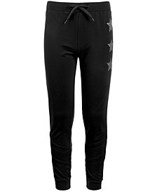 Ideology Big Girls Fierce Star Jogger Pants, Created for Macy's