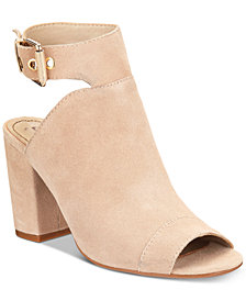 Lucca Lane Seleste Block-Heel Sandals