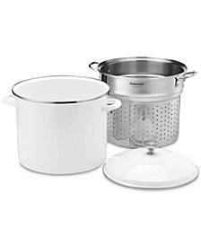 Cuisinart 20-Qt Stockpot Steaming Set
