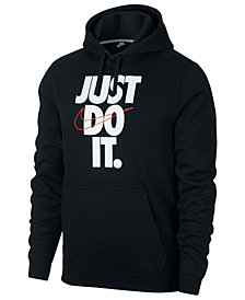 Nike Men's Sportswear Just Do It Hoodie