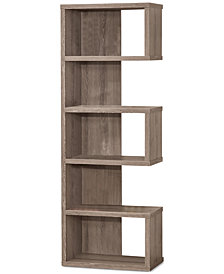Bentto Bookcase, Quick Ship