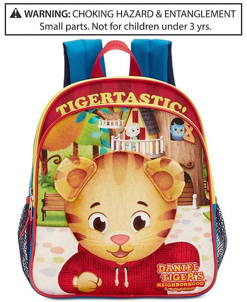 75fe9a960ae0 Daniel Tiger s Neighborhood Toddler Boys Backpack - All Kids ...