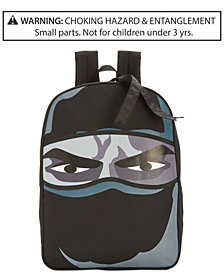 Global Design Concepts Little & Big Boys Ninja Backpack