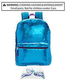 Accessory Innovations Mermaid Dreams Backpack, Little & Big Girls