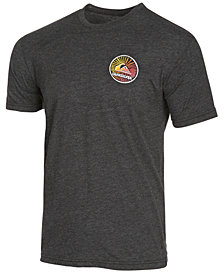 Quiksilver Men's Soul Burst Graphic-Print T-Shirt