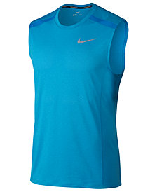 Nike Men's Dry Miler Sleeveless Running T-Shirt