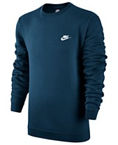 Nike Men s Crewneck Fleece Sweatshirt be238da96be77