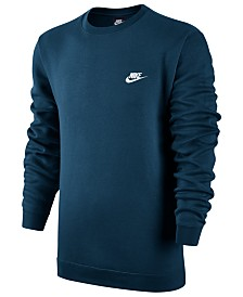 aad3f1e49d930d Nike Men s Crewneck Fleece Sweatshirt
