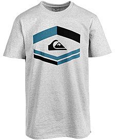 Quiksilver Men's Major Tone Logo-Print T-Shirt