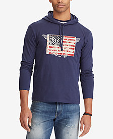 Polo Ralph Lauren Men's Jersey Hooded T-Shirt