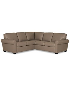 Tan Beige Sectional Sofas Couches Macy S