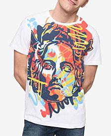 A X Armani Exchange Men's Alex Lehours Street Art T-Shirt