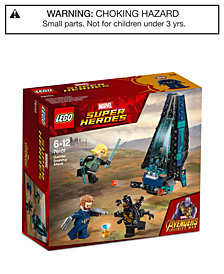 LEGO® Super Heroes Outrider Dropship Attack  76101