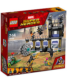LEGO® Super Heroes Corvus Glaive Thresher Attack 76103