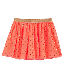 Epic Threads Little Girls Glitter Tulle Skirt, Created for Macy's