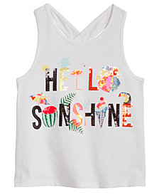 Epic Threads Little Girls Tank Top, Created for Macy's