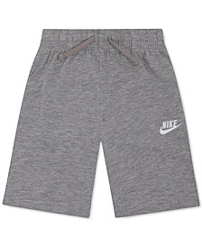 Nike Little Boys Club Jersey Shorts