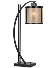 Cal Lighting Mica Table Lamp