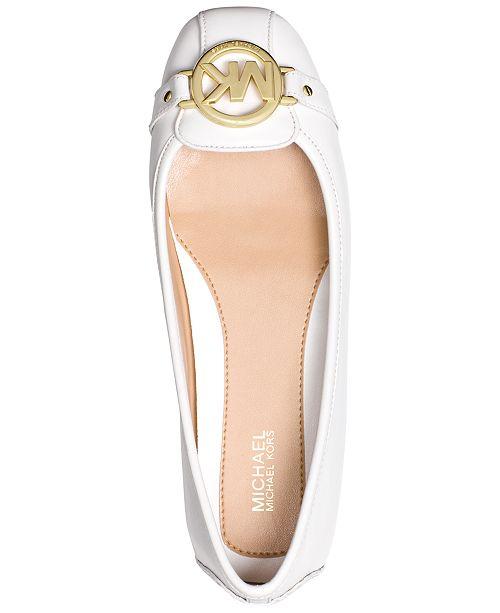 8033808d785 Michael Kors Fulton Moc Flats   Reviews - Shoes - Macy s