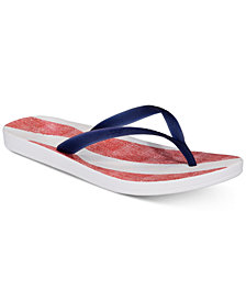 REEF Escape Lux Plus Flip-Flop Sandals, a Macy's Exclusive Style
