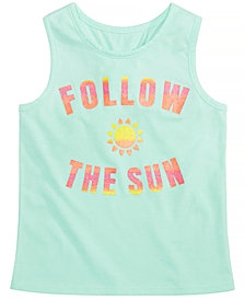 Epic Threads Little Girls Graphic-Print Racerback Tank Top, Created for Macy's