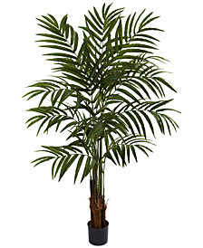 Nearly Natural 5' Artificial Big Palm Tree