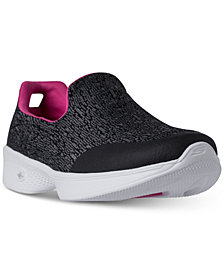 Skechers Women's GOwalk 4 - Exuberance Walking Sneakers from Finish Line