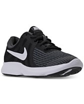 b0f25bc25c6b Nike Big Boys  Revolution 4 Running Sneakers from Finish Line