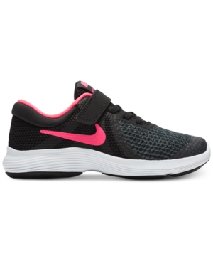 Nike Little Girls Revolution 4 Athletic Sneakers from Finish Line